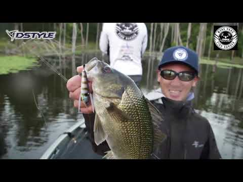 DSTYLE in Australia with JML ANGLERS ALLIANCE