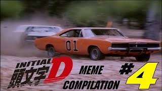 INITIAL D MEME COMPILATION #4