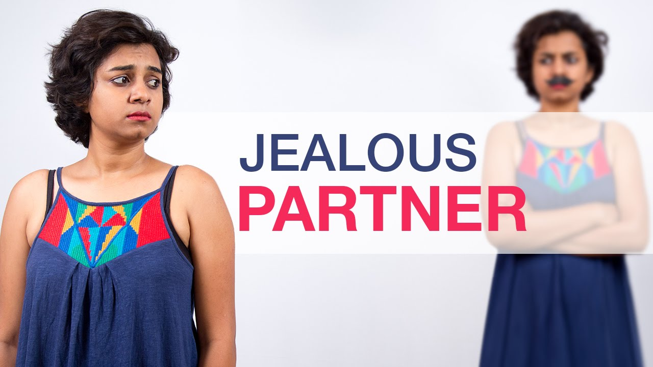 how to deal with a jealous man