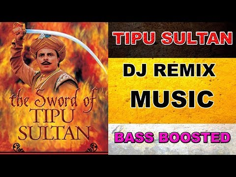 TIPU SULTAN MUSIC | DULHA DULHAN ENTRY SONG | DJ REMIX  WITH BASS BOOSTED | SAAZ MUSIC
