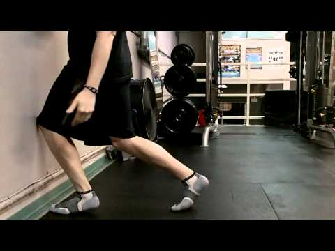 Easy Fix Series - Stiff Ankles - Ankle Mobility Wall Drill