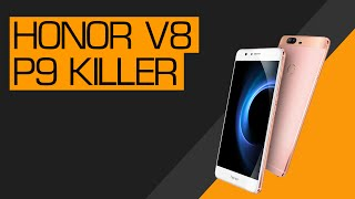 Presentato Honor V8 - Nuovo Killer a 310€