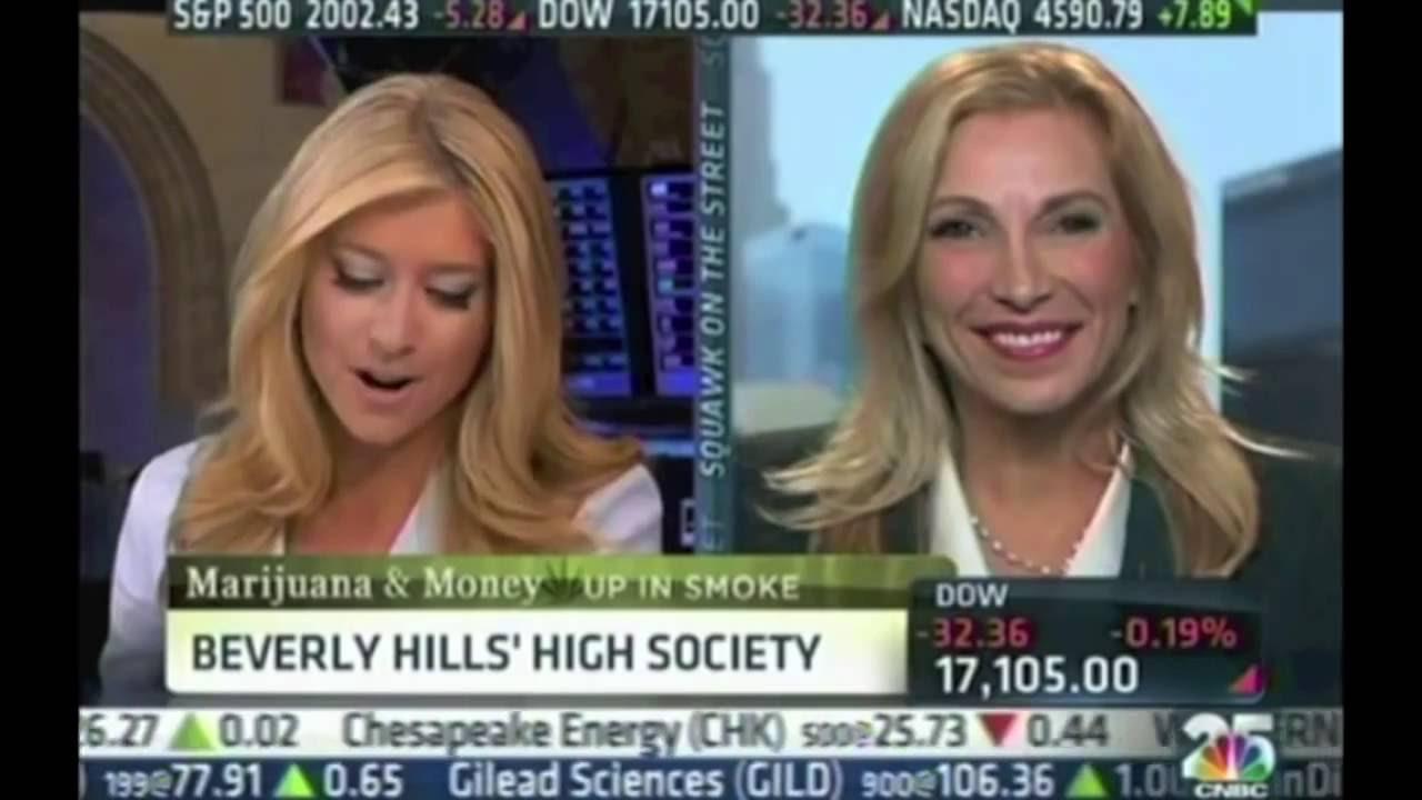 CNBC High Net Worth Pot for Marijuana Millionaires - Cheryl Shuman