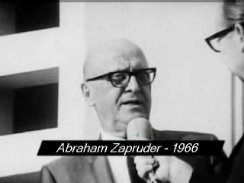 Abraham Zapruder interview - 1966