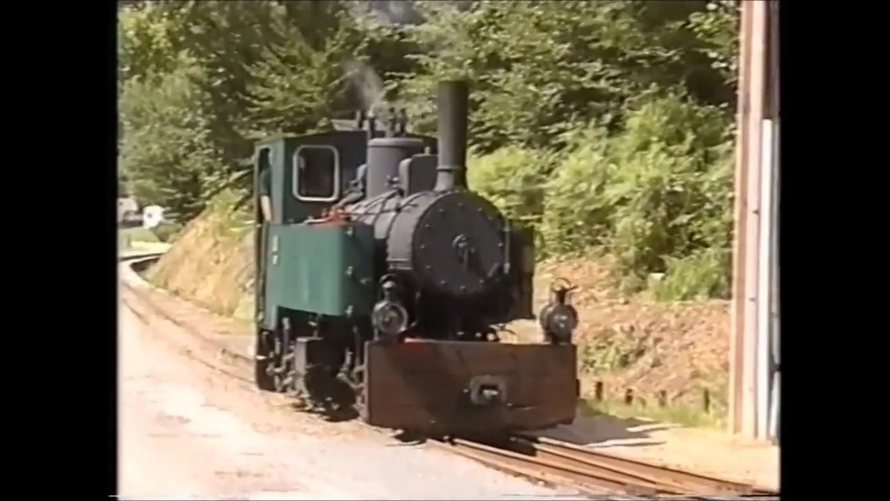 French Narrow Gauge Forestry Railway At Abreschiviller In 2005