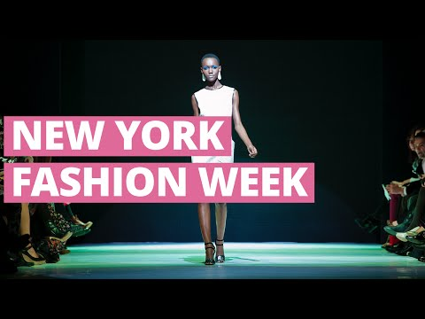 Fashion Event Design: What We Learned from New York Fashion Week 2016