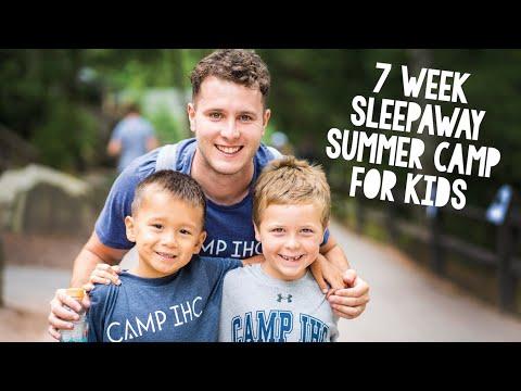 The TOP Sleepaway Summer Camp Experience In America - Camp IHC (2020)