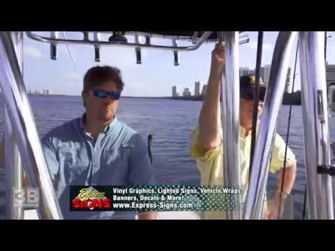 3B Outdoors TV - North Palm Beach, Florida Fishing S9E08