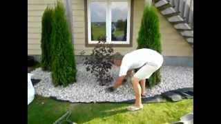 видео Декоративный камень в ландшафтном дизайне