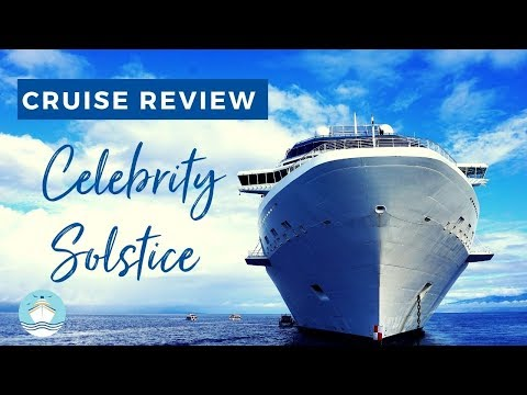 Brand New Celebrity Solstice Ship Review (2019)