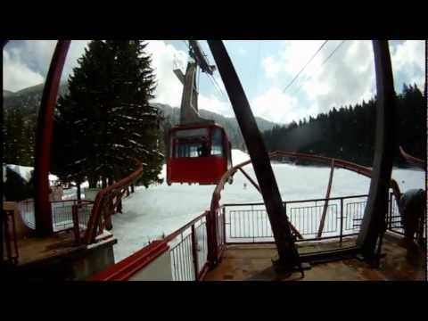 Poiana Brasov & Postavaru Mountain Or Why To Retire In Brasov, Romania