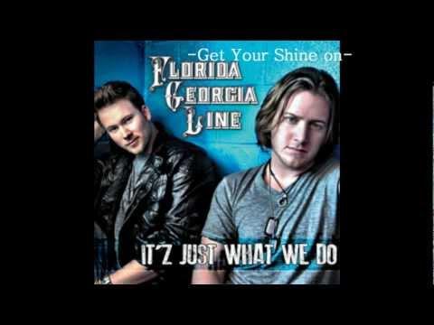 Florida Georgia Line - Get Your Shine On Lyrics