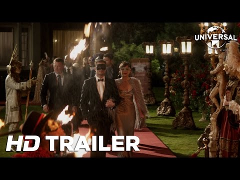 Fifty Shades Darker Trailer 2 (Universal Pictures) HD