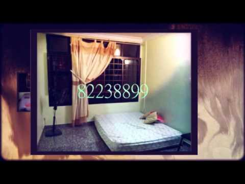 SINGAPORE HDB FOR RENT - Exec Apt Woodlands Blk 581