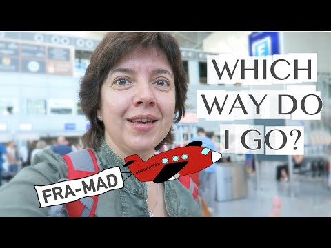 Frankfurt Airport (T2): Confusion When Checking In