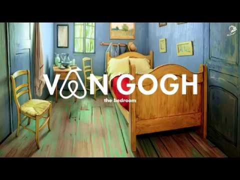 """""""Van Gogh's Bedromm"""" - Art Institute of Chicago"""