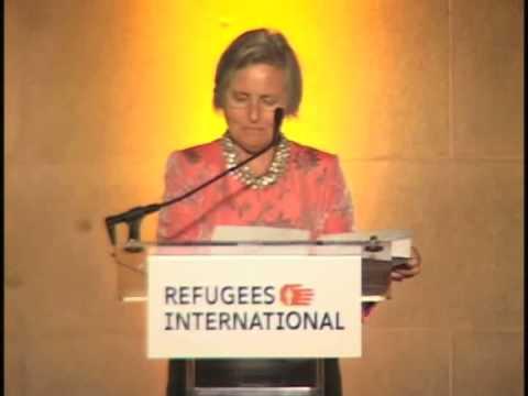 Refugees International 31st Anniversary Dinner