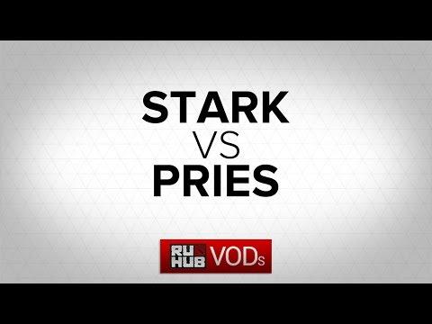 Stark - PRIES, BTS Europe, game 2