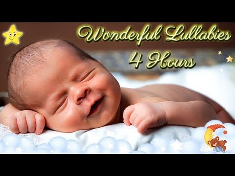 4 hours super relaxing baby music most soothing bedtime lullaby no 9 cute smiling baby. Black Bedroom Furniture Sets. Home Design Ideas