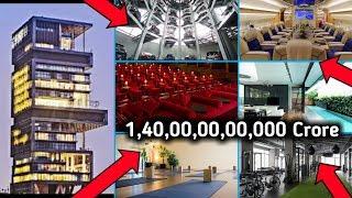 Most Expensive Home On Earth / Mukesh Ambani