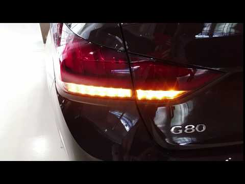 Hyundai Genesis G80 Sports turn signal lamp