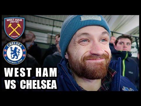WEST HAM vs CHELSEA - Premier League 2016/17