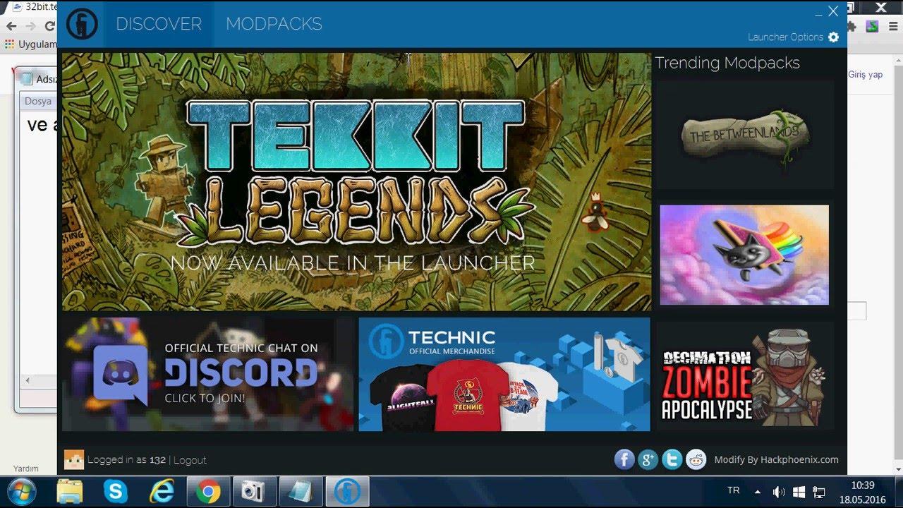 technic launcher 64 bit