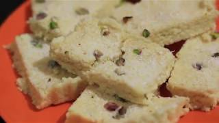 Nariyal Ki Barfi (Coconut Barfi) - Easy & Quick Recipe - Sandhya