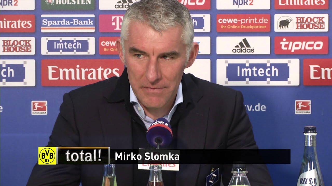 BVB Pressekonferenz vom 22. Februar 2014 nach dem Spiel Hamburger SV gegen Borussia Dortmund
