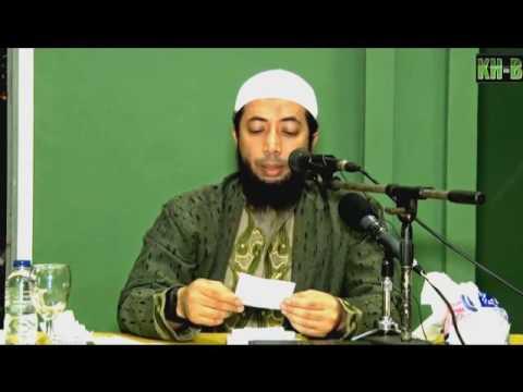 pernikahan problem LDII - Dr Khalid Basalamah