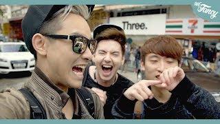 Finding Hong Kong's Worst Food feat. Smiling Boris 笑波子
