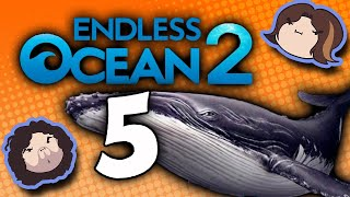 Endless Ocean 2 Blue World: Shark Attack! - PART 5 - Game Grumps