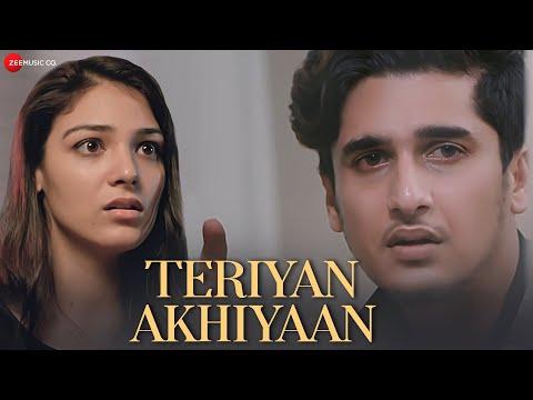 Teriyan Akhiyaan - Official Music Video | Dinesh Soi l Bhavin B | Neha R | Arun Solanki |Mukku |LV94