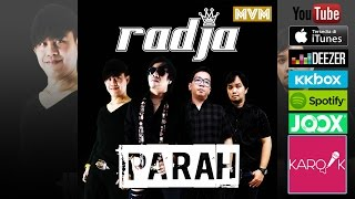 Radja - Parah (Official Lyrics Video)