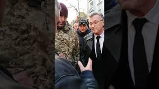 "Баттл Балашова лидера ""партии 5.10"" и Ярошевича лидера «Авто Евро Сила» («АЕС»). 4.11.2020 г."