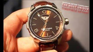 Bastian Antoni Turbulent Watch Review - Swiss Made Daily Wear