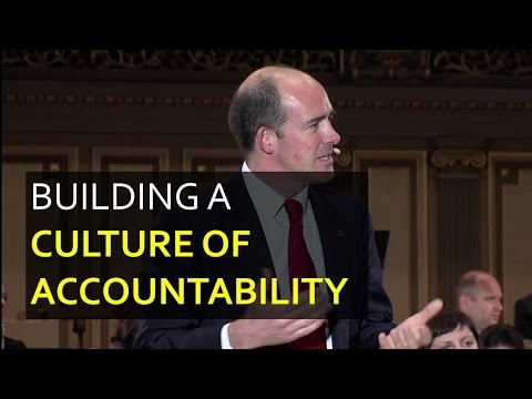 Building a Culture of Accountability in your Organisation