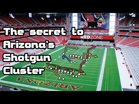 Madden 20   The Secret To Running Cluster   Arizona Cardinals Playbook Exclusive