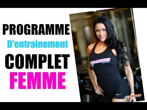 Programme JamCore Complet Pour Femme