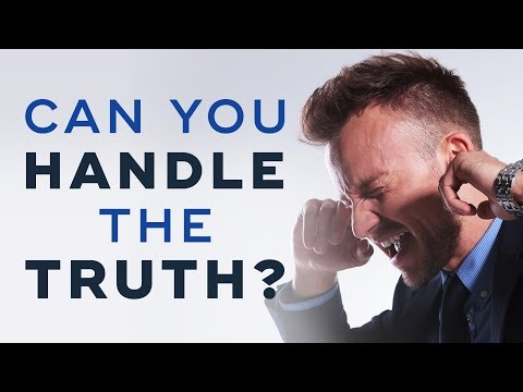 Truth Hurts Like Hell & Most Entrepreneurs Can't Handle It