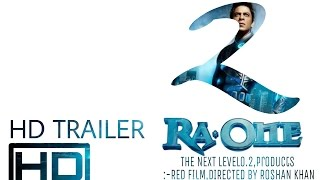 RA ONE 2 official trailer 2017|Anubhav|Shah Rukh Khan|Kareena