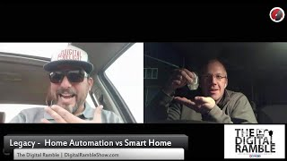 Legacy Home Automation vs Smart Home