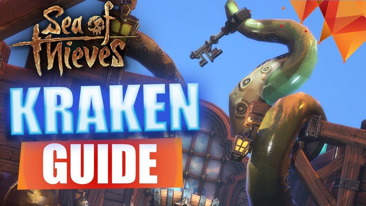 Sea Of Thieves Kraken Loot