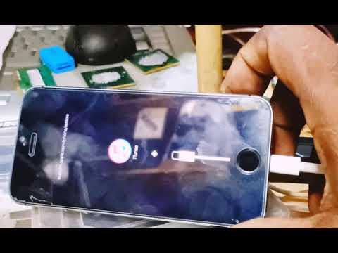 IPhone Blank Screen , Software Problem , Malayalam