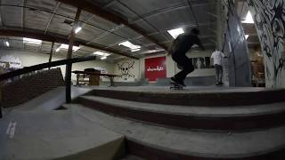 New Year SKATE w/Daewon Song and Cooper Wilt 2013