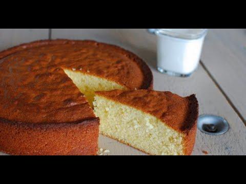 le-gâteau-au-yaourt-à-l'ancienne,-sans-sucre-et-tellement-délicieux