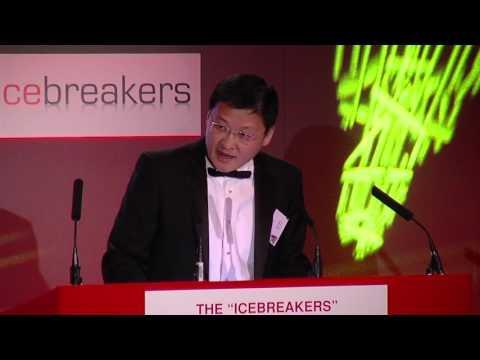 The Icebreakers Chinese New Year Dinner 2017 - Sun Yu