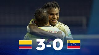 Eliminatorias   Colombia vs Venezuela   Fecha 1