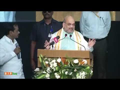 HM Shri Amit Shah's speech at 'LISTENING, LEARNING & LEADING...' in Chennai, Tamil Nadu