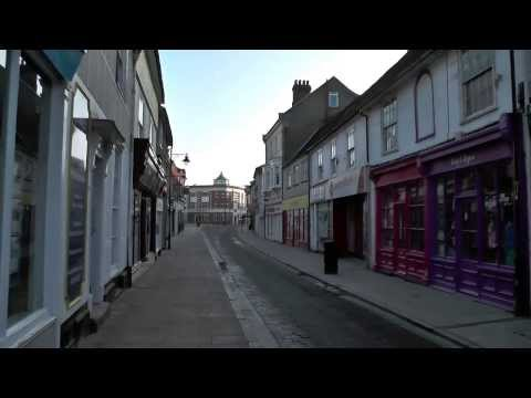 Braintree town Essex